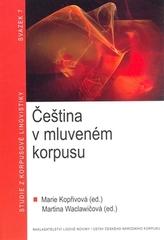 Čeština v mluveném korpusu