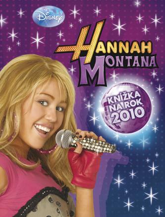 Hannah Montana Knížka na rok 2010