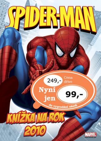 SPIDER-MAN Knížka na rok 2010