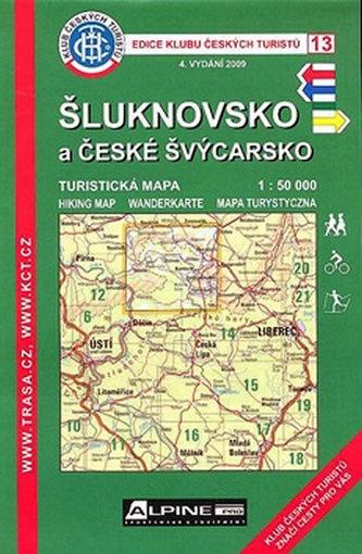 KČT 13 Šluknovsko a České Švýcarsko