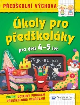 Úkoly pro předškoláky