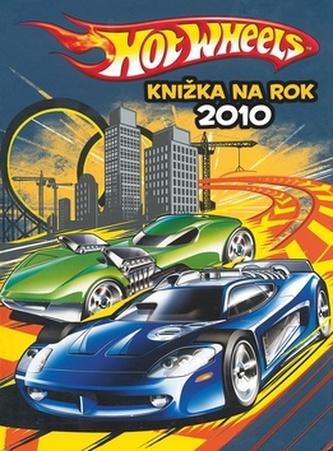 Hot Wheels Knižka na rok 2010