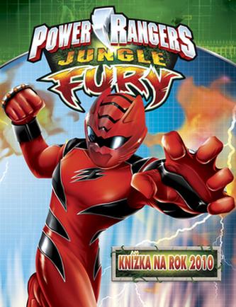 Power Rangers Knížka na rok 2010