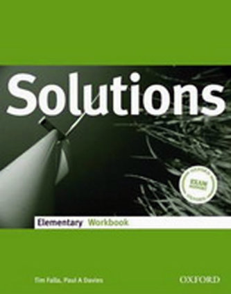 Maturita Solutions Elementary (Workbook) - Náhled učebnice