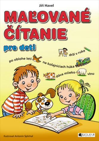 Mažované čítanie pre deti