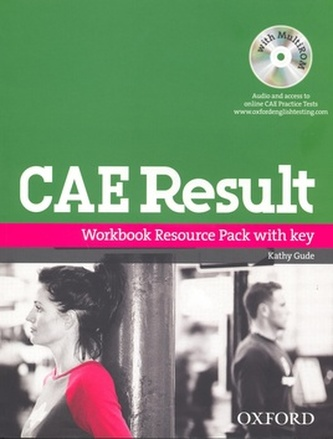 CAE Result WORKBOOK RESOURCE PACK WITH KEY