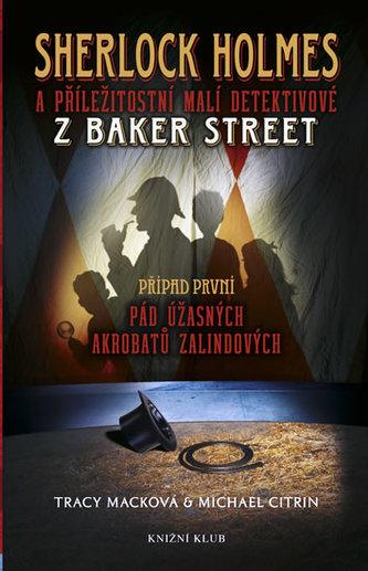 Sherlock Holmes a příležitostní malí detektivové z Baker Street