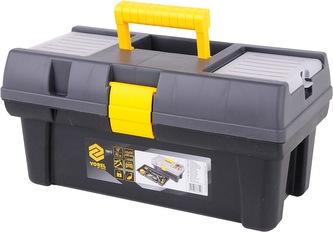 """Box na nářadí plastový 16\"""" 1 zámek 40cm"""