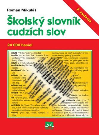 Školský slovník cudzích slov