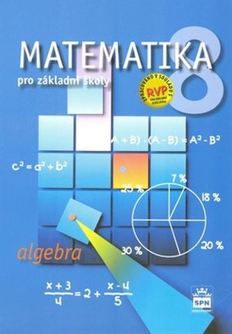 Matematika 8 pro základní školy - Algebra - Náhled učebnice