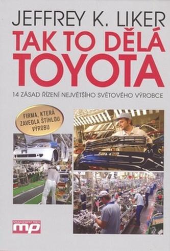 Tak to dělá Toyota