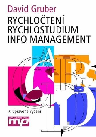 Rychločtení Rychlostudium Info management