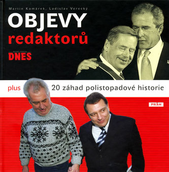Objevy redaktorů Mladá fronta DNES