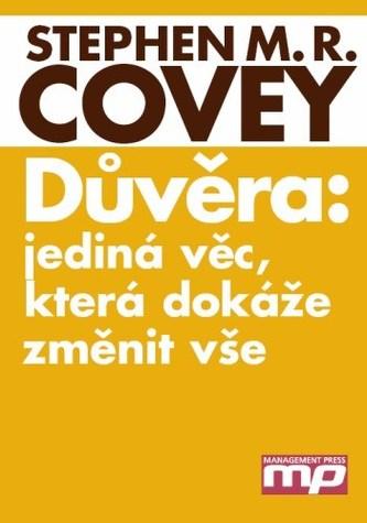 Důvěra - Stephen M.R. Covey