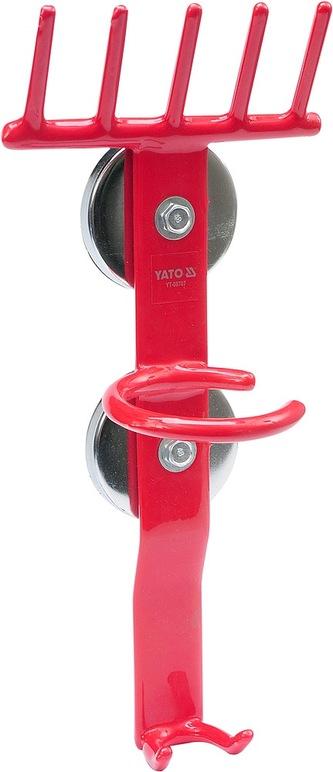 Držák pneumatického nářadí, magnetický