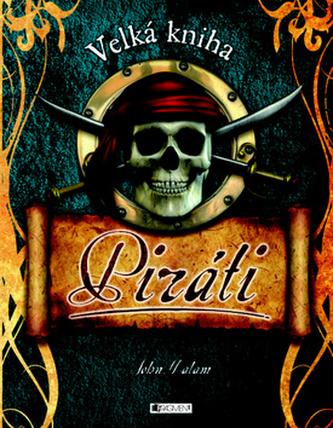 Velká kniha Piráti