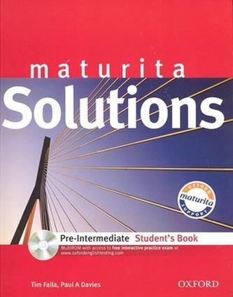 Maturita Solutions Pre-Intermediate Student's Book - Náhled učebnice