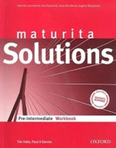 Solutions pre-intermediate workbook Czech Edition