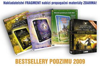Propagační materiály Fragment září 5/2009