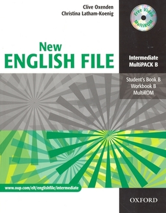 New English File Intermediate Multipack B - Oxenden Clive