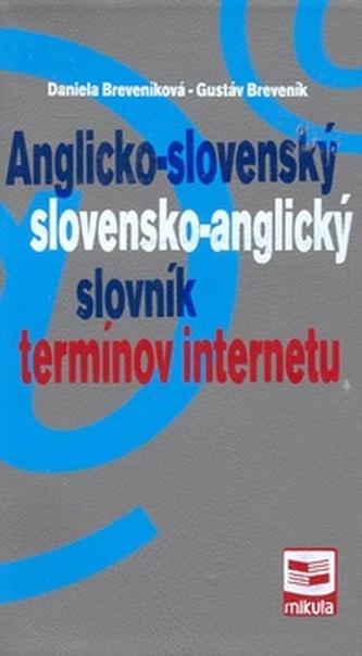 Anglicko-slovenský/slovensko-anglický slovník termínov internetu