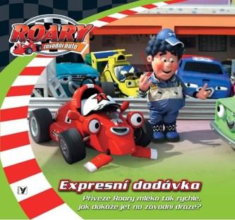 Roary závodní auto Expresní dodávka