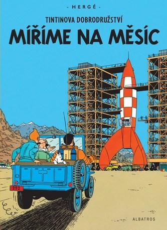 Tintinova dobrodružství Míříme na Měsíc