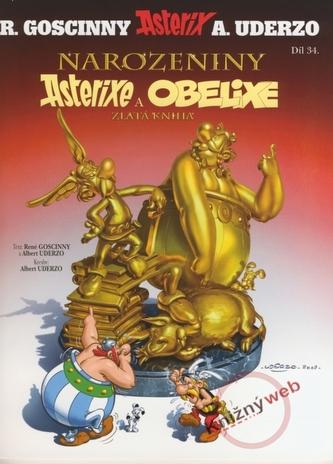 Narozeniny Asterixe