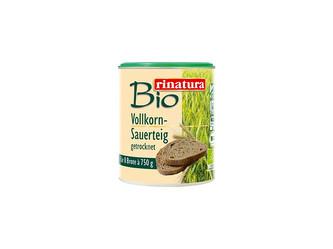 Rinatura Bio Kvásek celozrnný žitný sušený 125 g