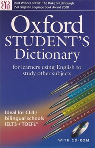 Oxford Student's Dictionary 2nd Edition