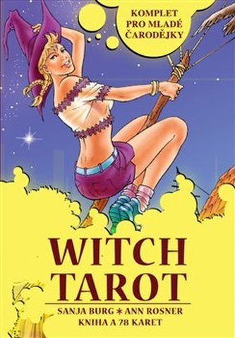Witch tarot