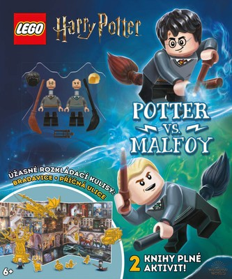 LEGO® Harry Potter™ Potter vs. Malfoy - kolektiv