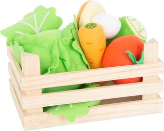 Small Foot Bedýnka se zeleninou