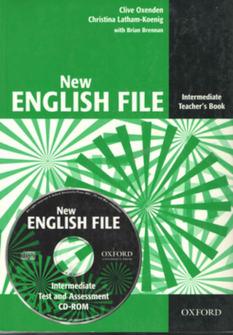 New English File Intermediate Teacher's Book - Clive Oxenden