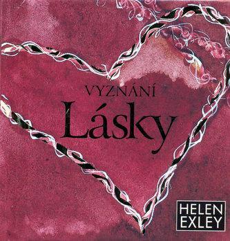 Vyznání lásky - Exley Helen