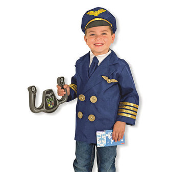 Kompletní kostým - Pilot