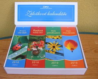 Stojan DORON na záložkové kalendáře