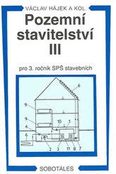 Pozemní stavitelství III pro 3. ročník SPŠ stavebních