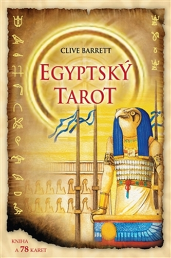 Egyptský tarot / kniha + karty/