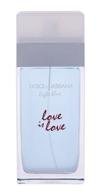 Dolce&Gabbana Light Blue Toaletní voda Love Is Love 100 ml pro ženy