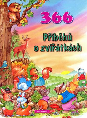 366 Příběhů o zvířátkách