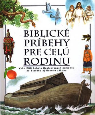 Biblické príbehy pre celú rodinu