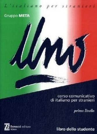 Uno corso comunicativo di italiano per stranieri, primo livello, libro dello studente - Náhled učebnice