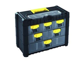 Organizér přenosný/závěsný 7 přihrádek Prosperplast NS301