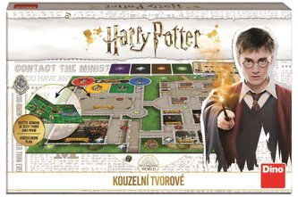 Harry Potter: Kouzelní tvorové - rodinná hra