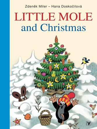 Krtek a Vánoce - anglicky