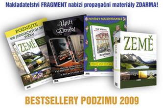 Propagační materiály Fragment říjen 6/2009