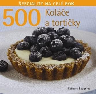 500 koláče a tortičky
