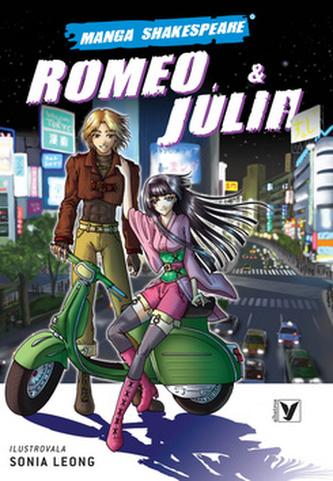 Romeo a Júlia Komiks
