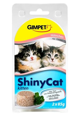 Konz.SHINY CAT junior kure 2x70g